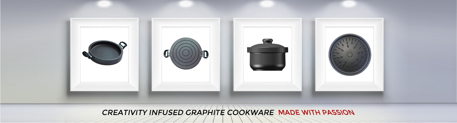 graphite cookware