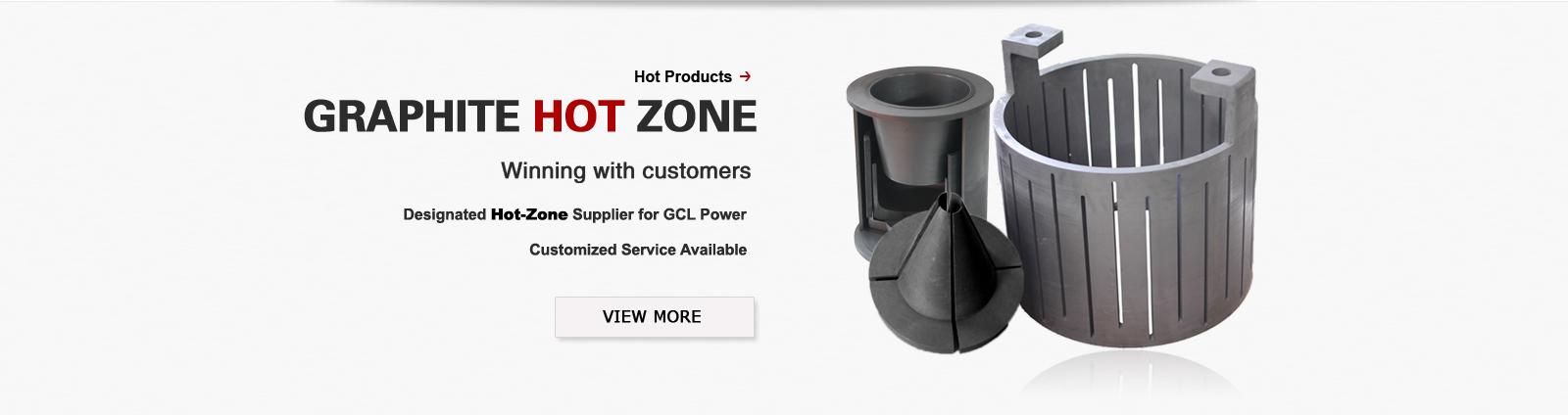 graphite hot zone