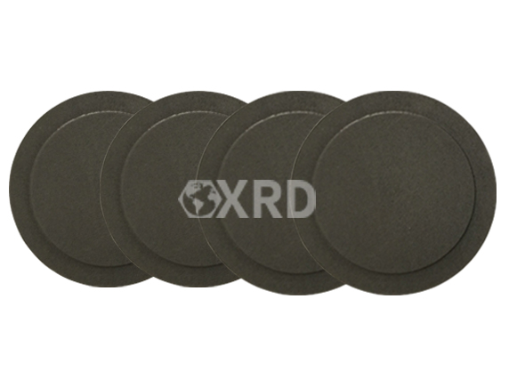 Graphite discs For Lighting Protection