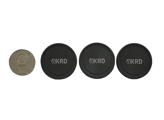 Double-sided groove graphite discs