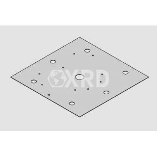 Graphite Cover Plate