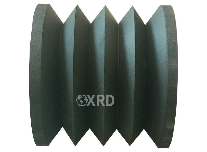 Graphite Roller Used In Glass Fiber Industry